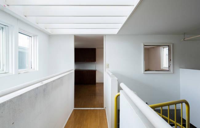 3階はミーティングやチームでのグループワーク、社員のリラクゼーションなどに使用される予定