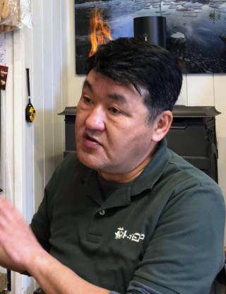 唐牛 宏 Karaushi Hiroshi