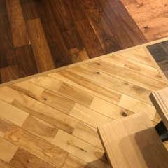 床材を選ぶ。 – リプランのオフィスリノベーショ…