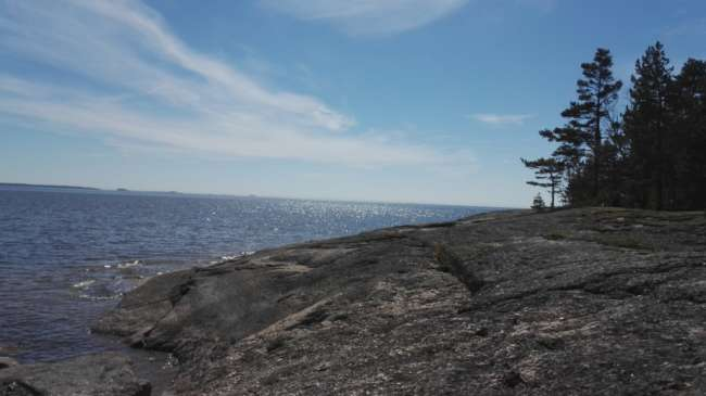 フィンランドの小さな島