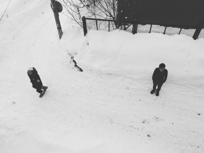 冬の落としもの(イメージ写真)