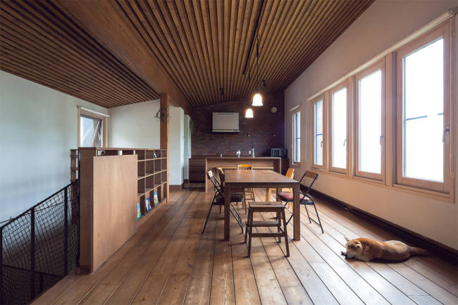 2階ダイニング・キッチン