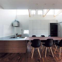 キッチンが中心の、LDK間取りプラン vol.2