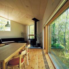 木製サッシは、デザインが素敵なだけじゃない。