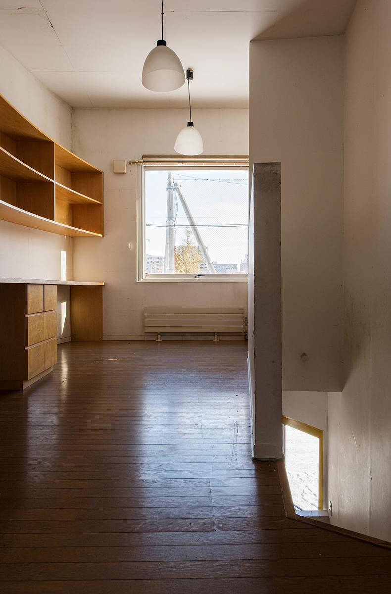 【BEFORE】住居の書斎として使われていたスペース