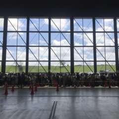 札幌ドームに2日間で38,440人