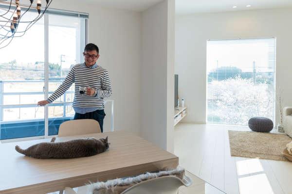 「NEST」住まう人がほっとする、居心地のよい空間づくりを目指して 〜阿武隈川 哲郎さん