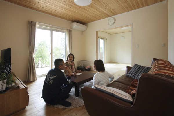 冬と夏の日射取得・遮蔽のバランスが良い高性能住宅