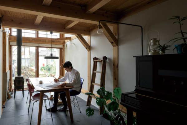 自然への畏敬の念を忘れずに、「素の家」をデザインしていきたい 〜三浦 正博さん