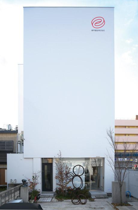 築40年のビルをリノベーションしたオフィス