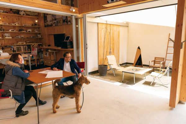 住まいの設計。それは、 「関係性」をデザインすること 〜花田 順さん/花田 直子さん