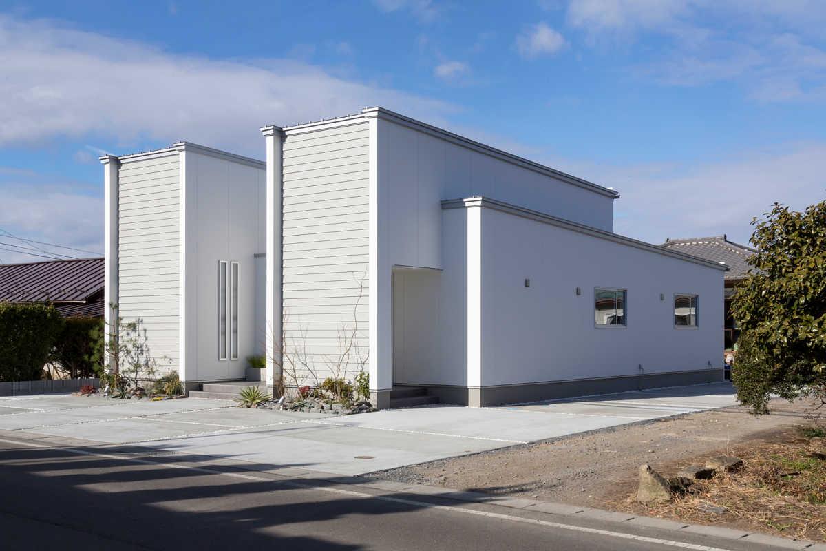 福島県で見つける理想の暮らしと住まい。デザインと個性が光る住宅3事例