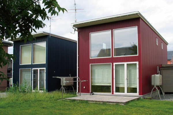 第5回「シンプルな家〜細長総2階建て住宅」