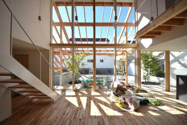 10月7日(日)・8日(月・祝)オープンハウスのおしらせ 〜堀部太建築設計事務所