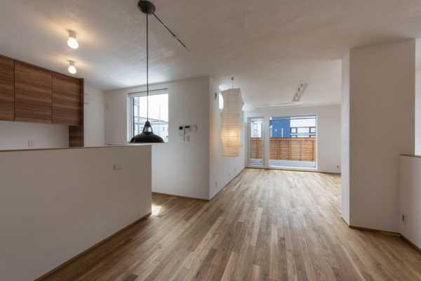 完成「追分通の家」「A11MS」を実例紹介に掲載しました ~フォレスタの家