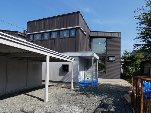 9月24日(月・祝) 【札幌市北区の住宅】オープンハウスのお知らせ 〜富谷洋介建築設計