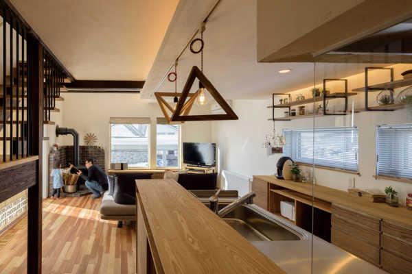 機能もデザインも手を抜かない遊び心満点のZEH住宅
