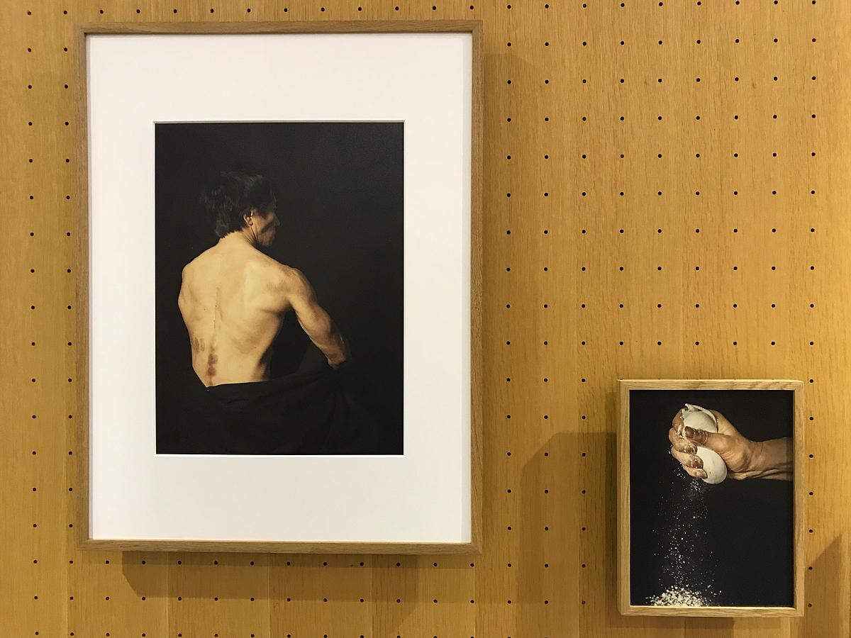 佐々木育弥「障害のあるアスリート写真展-スポーツと人とをつなぎ、応援する-」