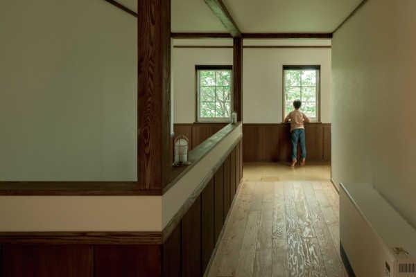 暮らすほどに愛着が増す、古きよきリノベーション住宅