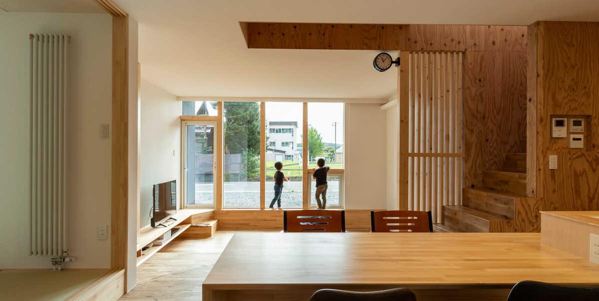 「デザイン+性能で家事効率も高い住まい」「子育て世代のアウトドアデザイン住宅」 デザインと性能を両立する青森の高性能住宅5選