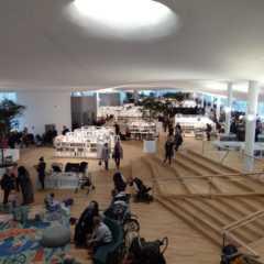 建築好き必見!新しいヘルシンキ中央図書館「Oodi(オーディ…