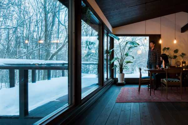 趣味を楽しみ、自然の息吹を感じる都市型住宅