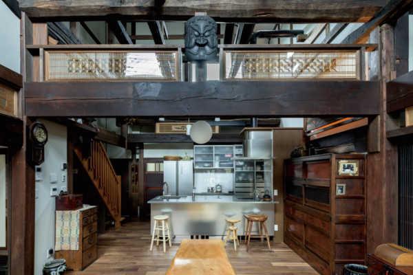 古き良きものを受け継ぐ、築130年の古民家の移築再生