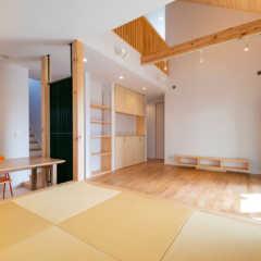 自然素材の心地よさと性能を兼ね備えた、岩手発・ゼロエネ住宅