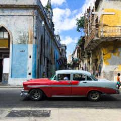 常夏の国「キューバ」探訪の記憶