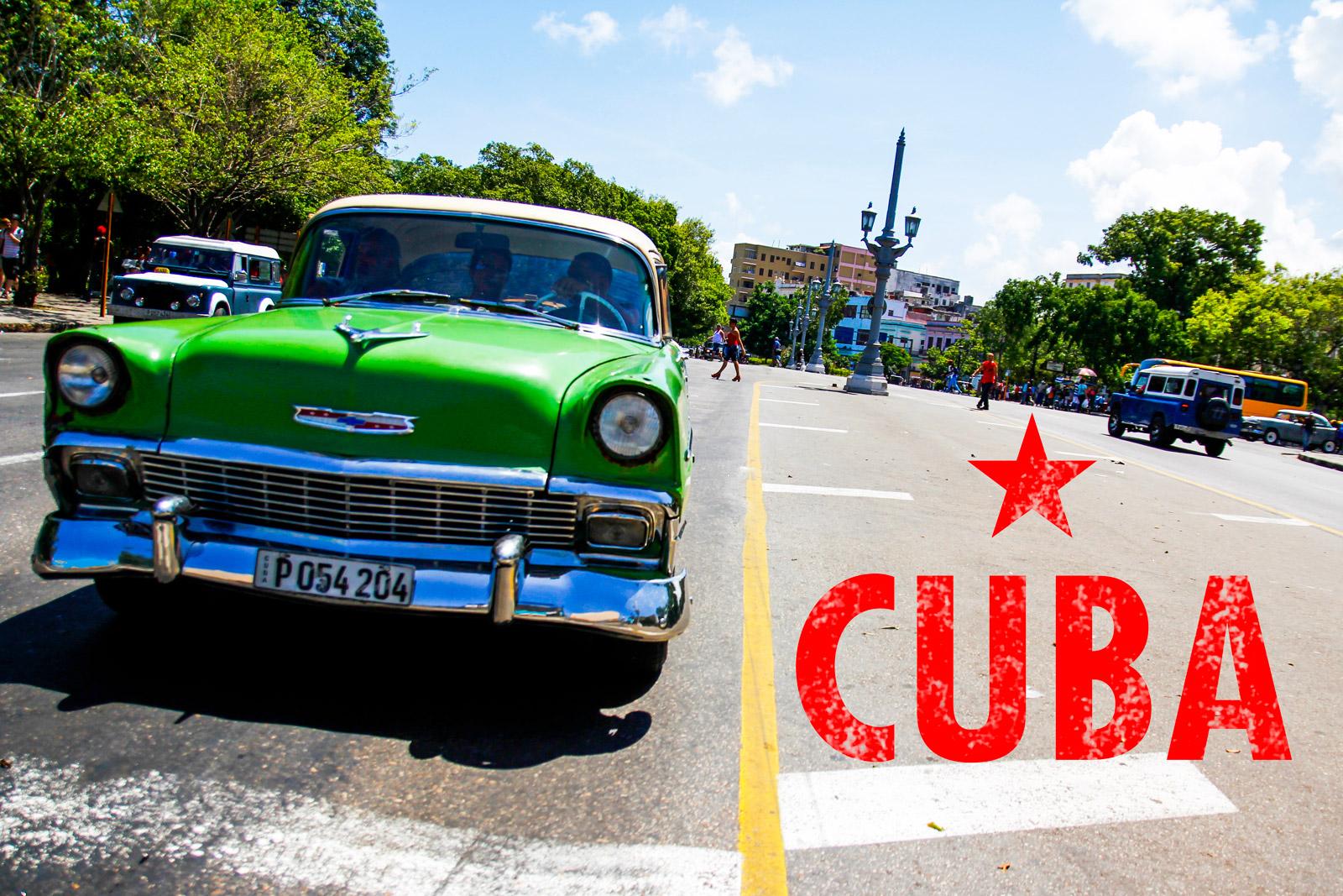 キューバ-CUBA-