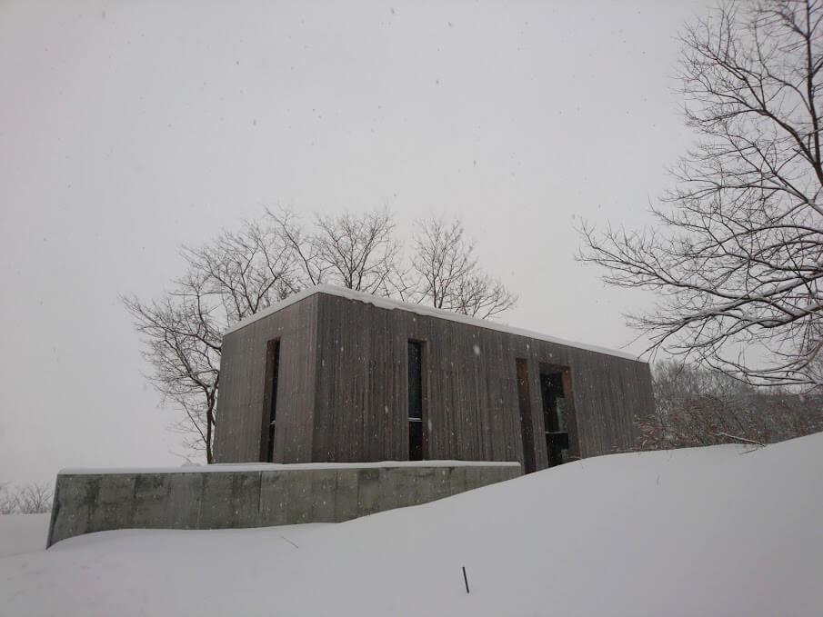 GLA・高橋現太さんの自邸兼仕事場「森の素形」