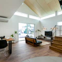 住宅性能も妥協なし。建築家と創り上げるデザイナーズハウス