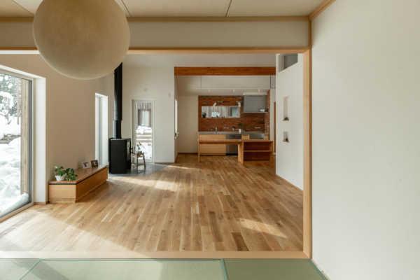モデルハウスで体感する「呼吸する家」の心地よさ