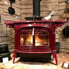 人の心と炎をつなぐ。北海道の薪ストーブ店