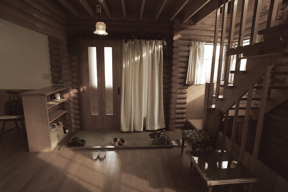 長年住んだ家のイメージ