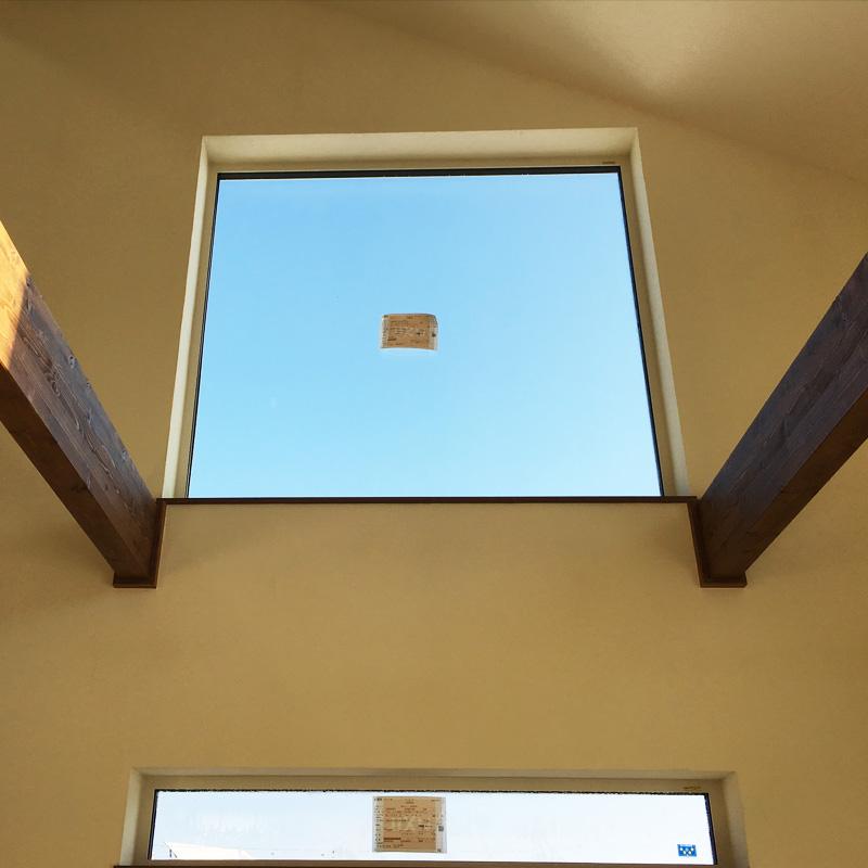 窓ガラスはトリプルサッシを積極的に採用