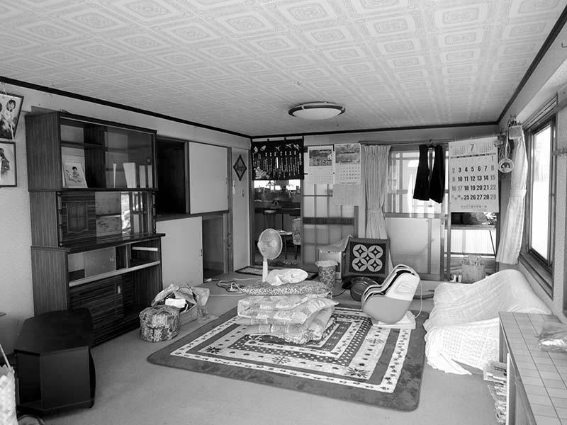 祖父母が亡くなって以来、誰も住んでいなかった築50年ほどの旧母屋