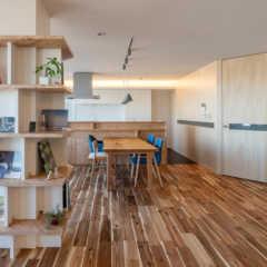 Worksに「六角形の家」を追加しました。〜富谷洋介建築設計
