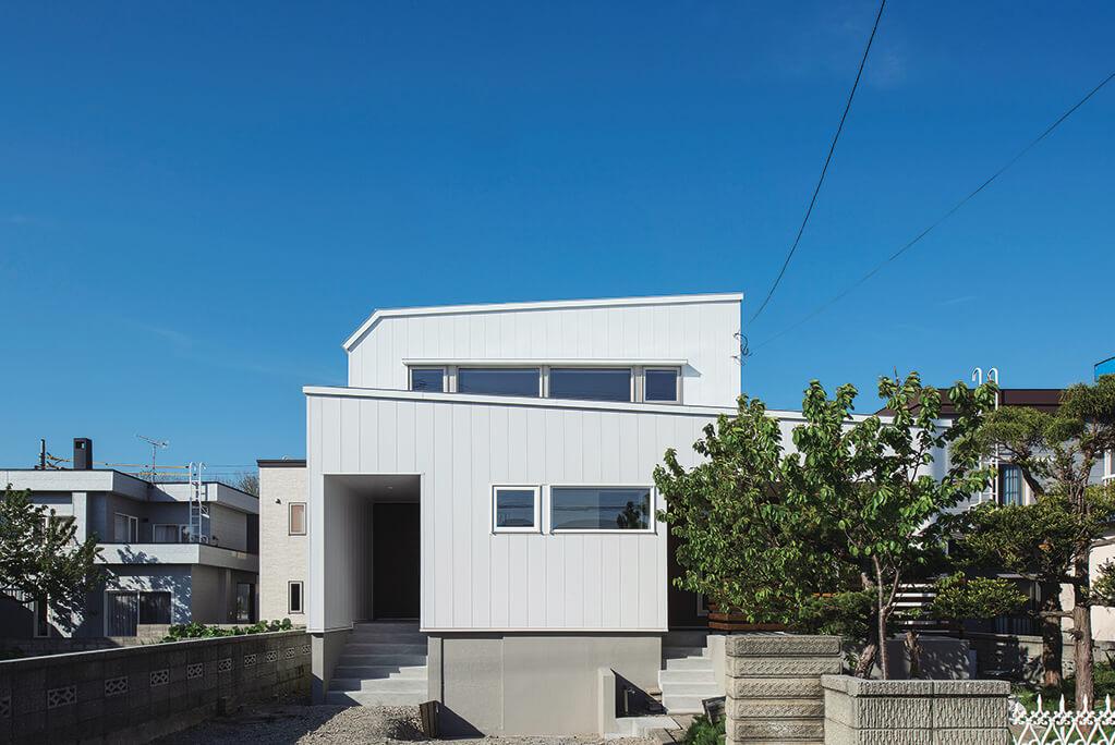 長期優良住宅化リフォーム住宅の一例