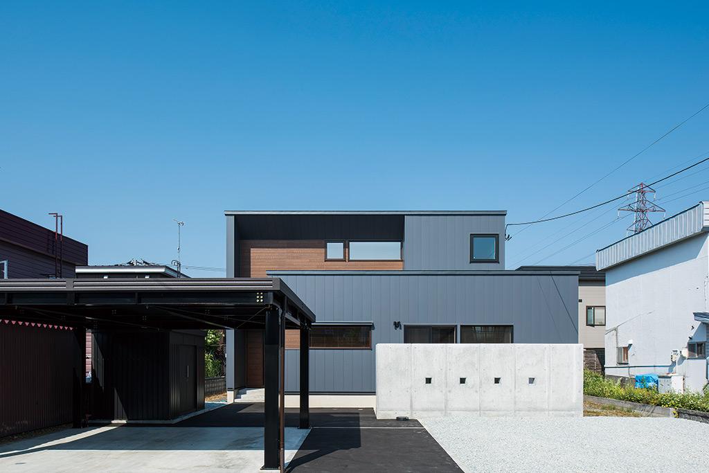 認定低炭素住宅の一例