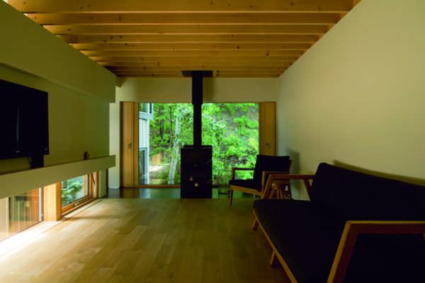 本誌Replanに掲載した建築家自邸が HBCテレビ「今日ドキッ!」で紹介!