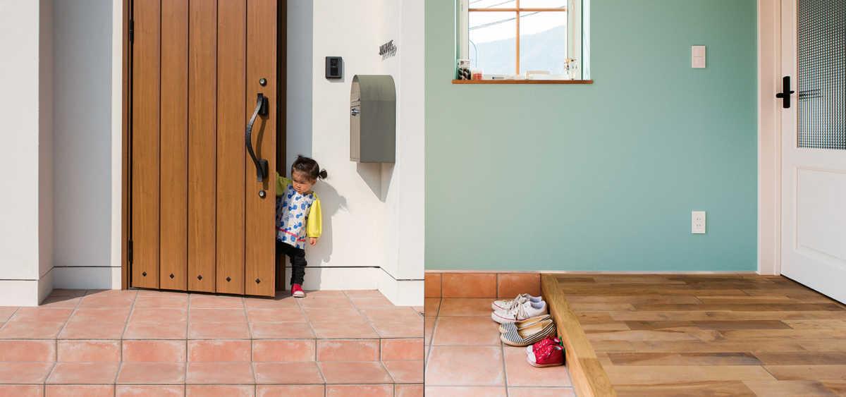 暮らしやすさを決める!「玄関」のアイデア集