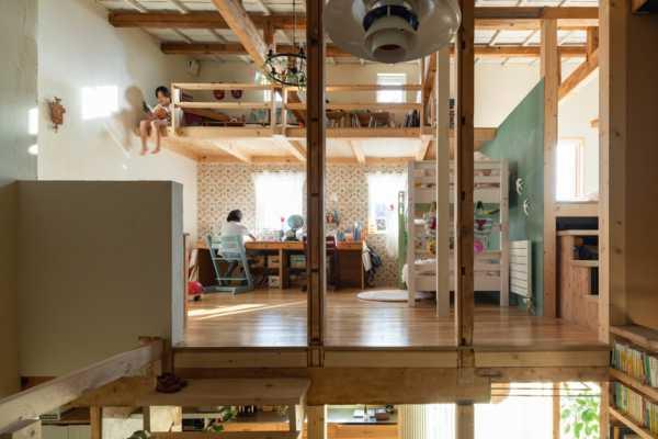 可変性がポイント。将来を考えた、今どきの「子ども部屋」