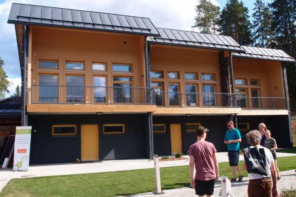 フィンランドの新築戸建住宅を見るチャンス!年に一度の「ハウジングフェア」