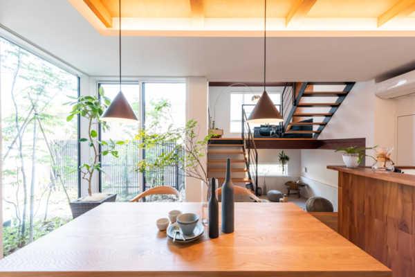 福島の住宅6事例|住宅雑誌Replanが見つけた理想の暮らしと住まい