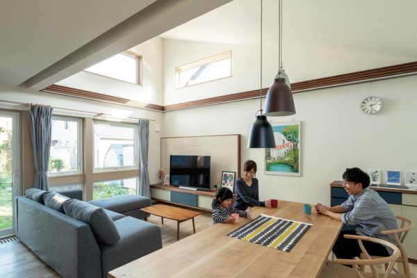シンプルの中にもセンスや技が光る!地元工務店と築いた旭川圏の住宅5事例