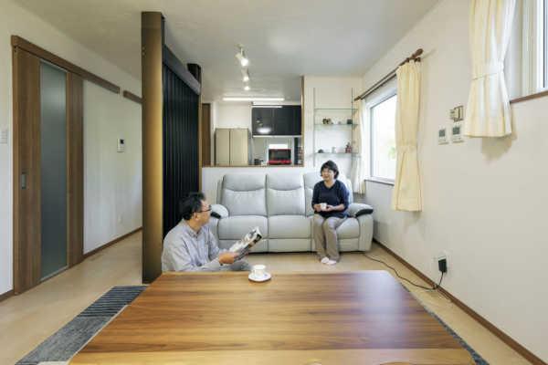 ゼロエネ住宅と「光冷暖」が叶える健やかな暮らし