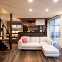 室内すべてが快適温度。暮らしに合わせたプランでストレスゼロの…