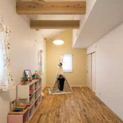 高い住宅性能にこだわり、一年中快適が続く子どもがのびのび育つ…