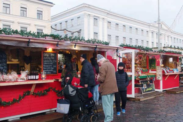 フィンランドのクリスマス限定ドリンク&スイーツ
